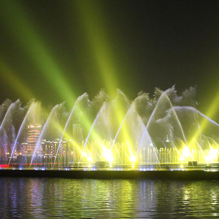 西安音乐喷泉