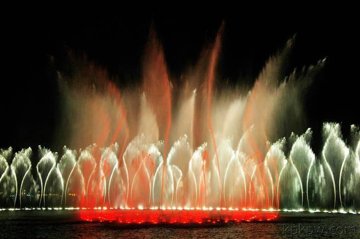 西安一维喷泉