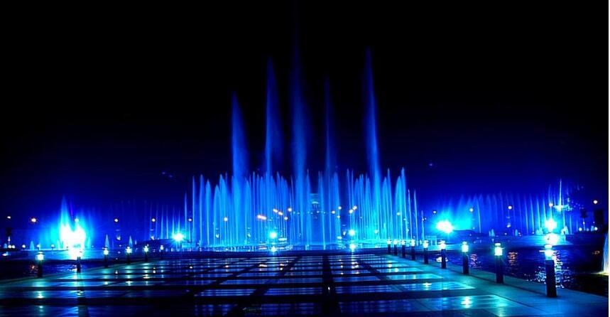 西安西安喷泉公司