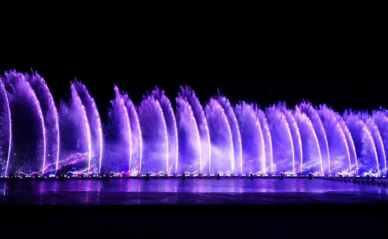 陕西喷泉设计安装