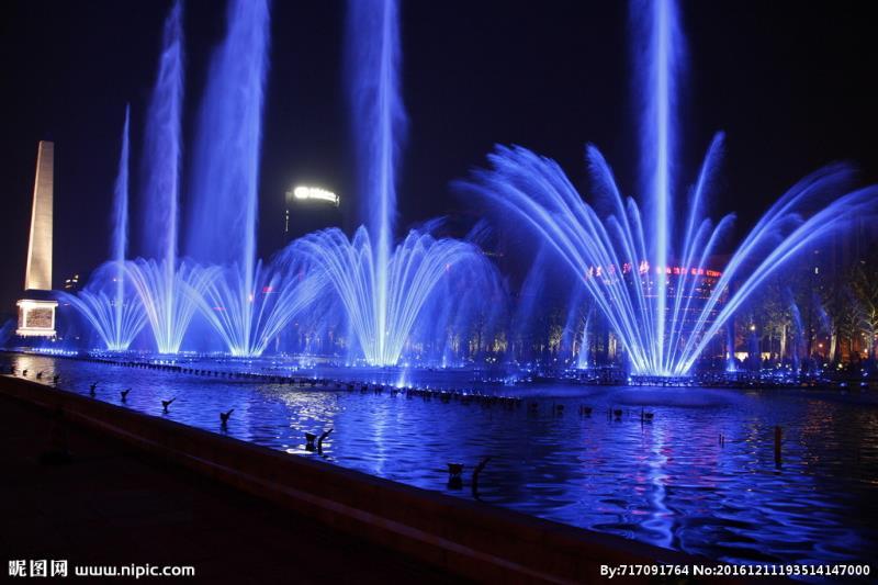 西安喷泉景观设计
